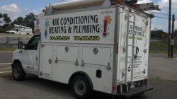 Air Conditioning - Heating - Plumbing Logo