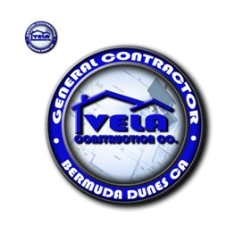 Vela Construction Company Logo