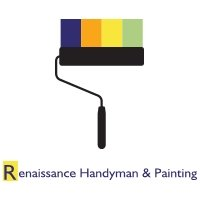 Renaissance Handyman Painting Logo