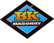 Bk Masonry Logo