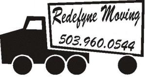 Redefyne Moving Logo