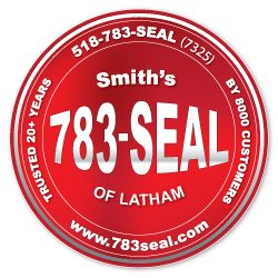 783-seal Smiths Paving and Seal Coating of Latham Logo