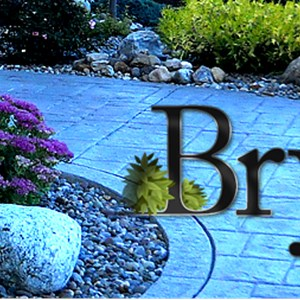 Bryk City Landscaping Logo