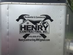 Henry Contracting, Inc. Logo