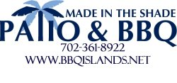 Made in the Shade Patio & BBQ Logo