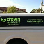 Crown Landscape Contractors Logo