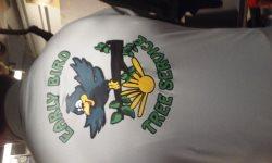 Early Bird Tree Service Logo