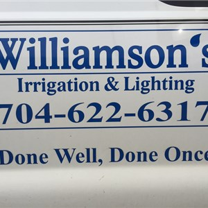 A Williamsons Irrigation Cover Photo