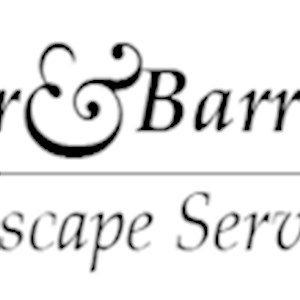 Barringer & Barringer Landscape Services Logo