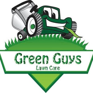Green Guys Lawn Care Logo