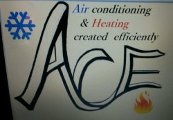 Ace Air by Elliott Services Logo