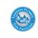 Anderson Plumbing And Fire Protection Logo