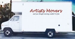 Artists Movers Logo