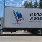 Standard Price Moving Company Logo