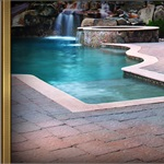 Custom Design Pavers,inc. Logo