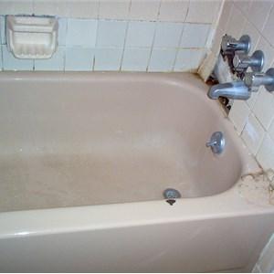 Colony Plumbing / Budget Bath Remodel Logo