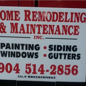 Small Exterior Doors Contractors Logo