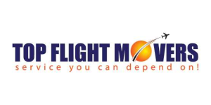Top Flight Movers Logo