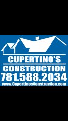 CUPERTINOS CONSTRUCTION Logo