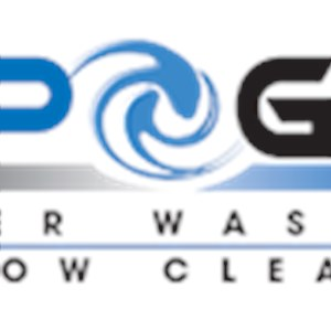 Top Gun Window Cleaning Logo