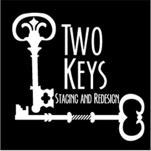 Two Keys Staging and Redesign Logo