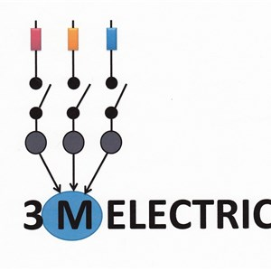3m Electric Logo