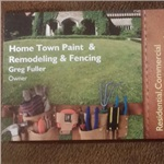 Home Town Painting & Remodeling Cover Photo