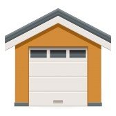 WA Garage Door Logo