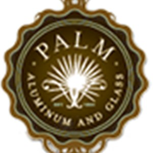 Palm Aluminum and Glass Inc Logo