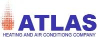Atlas Heating & Air Conditioning Company Logo
