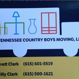 Tennessee Country Boys Moving Cover Photo