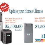 Heating And Cooling Prices