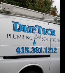 Driptech Plumbing Solutions Logo