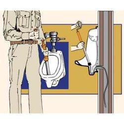 Action Pro Plumbing & Sewer Logo