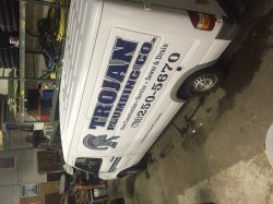 Trojan Plumbing Company, inc Logo