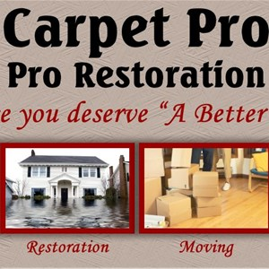 .Pro restoration Construction and Carpet Cleaning Carpet Pro Cover Photo