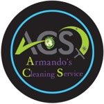 Armandos Cleaning Service Logo