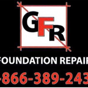 Gfr Foundation Repair Logo