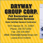 Heavy Equipment Backhoe Contractors Logo