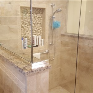 Cost of Tiling a Shower