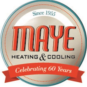 Maye Heating & Cooling Inc. Logo