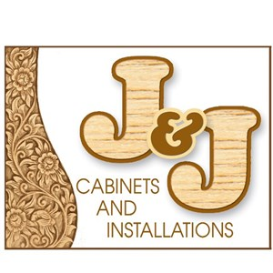J & J Cabinets and Installation Inc. Logo