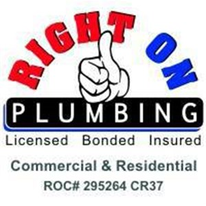 Right On Plumbing Cover Photo