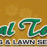 Lawn Mowing Rates Contractors Logo