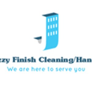 Jazzy Finish Cleaning/handy Service Logo