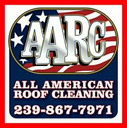All American Roof Cleaning, LLC Logo