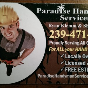 Paradise Handyman Services Cover Photo