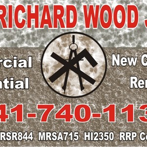 Hardwood Floor Cost Contractors Logo