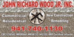 John Richard Wood Jr Inc Logo