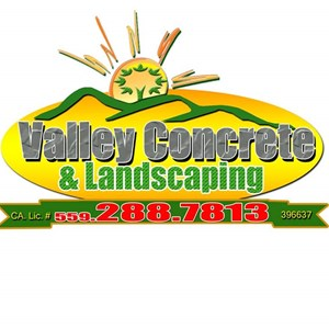 Valley Concrete & Landscaping Logo